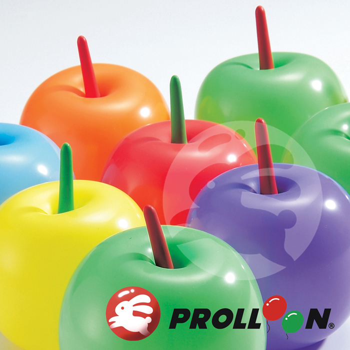 蘋果氣球DIY教學